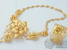 金饰品知识:千足金的氧化