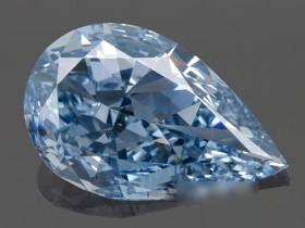 蓝色钻石到底是怎么形成的?