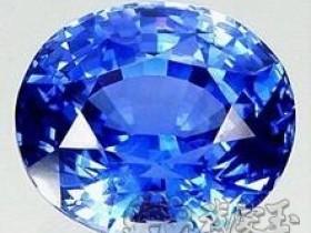 多彩的蓝宝石