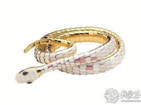 宝格丽(Bvlgari)蛇型珠宝 展现希腊神话魅力