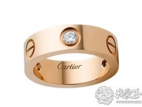 卡地亚(Cartier)珠宝陪您共度浓情中国情人节