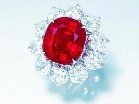 万众瞩目的天价红宝石