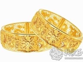 花丝戒指 优雅的线条呈现出的古典韵味
