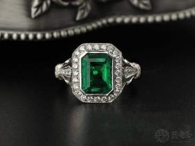 让我们来讲一下关于祖母绿和其他绿色宝石的不同之处