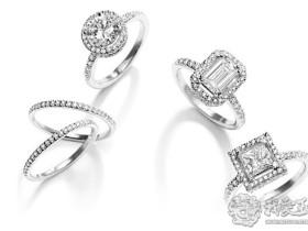 钻石饰品的手造法加工镶嵌