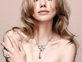 卡地亚高级珠宝:冷艳中透着奢华