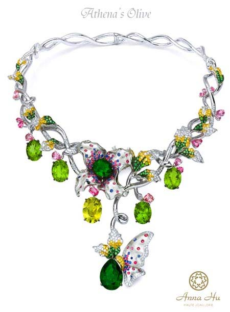 世界珠宝文化与搭配课程珠宝老板必须课