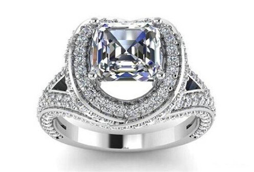 盘点近年来最昂贵最奢华最亮眼的订婚戒指,看的直喊