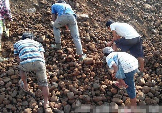 翡翠原石来自哪些矿区?翡翠原石的出产地