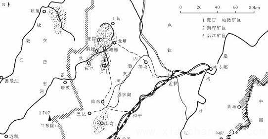 缅甸翡翠产地有哪些?缅甸翡翠籽料原石产地