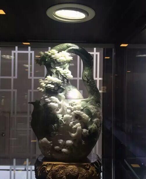 独山玉雕刻技法创新探索 韩义原创文章
