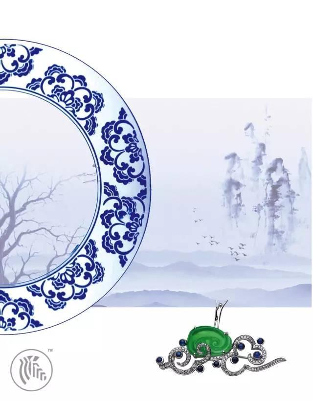 《大雅之风》之动物题材 中国风-珠宝玉石鉴定师培训核心内容