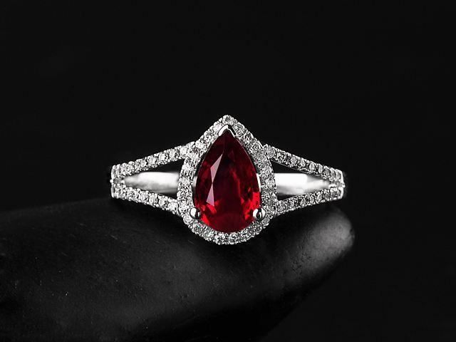 怎样鉴别红宝石的真假?用肉眼鉴别的5种方法
