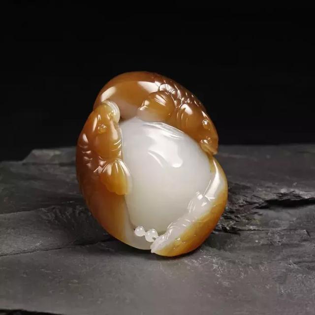 迷人色泽——糖白玉