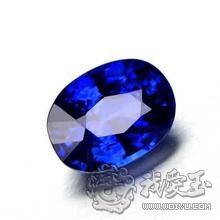 蓝宝石的鉴别