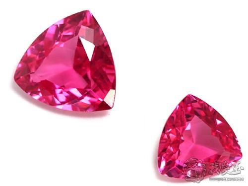 尖晶石与红宝石