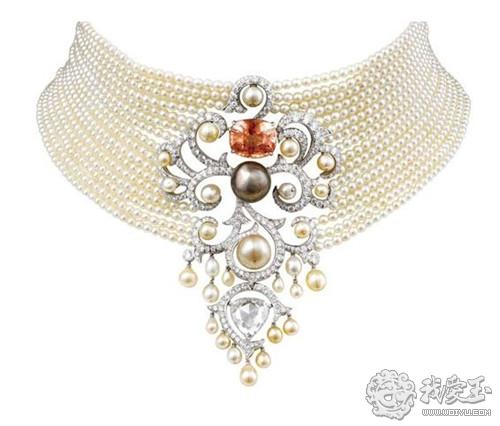 格蕾丝王妃的珠宝