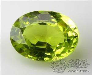 金绿宝石的真伪鉴别
