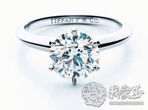 真爱永恒——Tiffany setting蒂芙尼六爪镶嵌钻戒