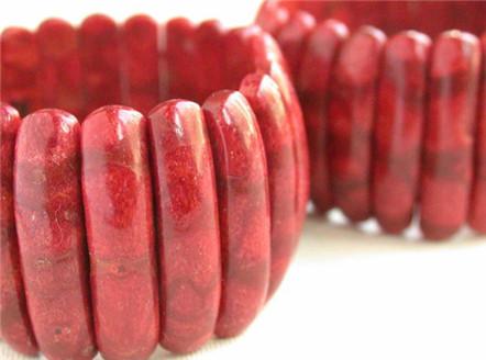 天然红珊瑚及其仿制品