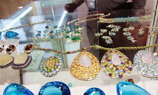 世界十大珠宝市场全解析 中国珠宝市场情况又如何