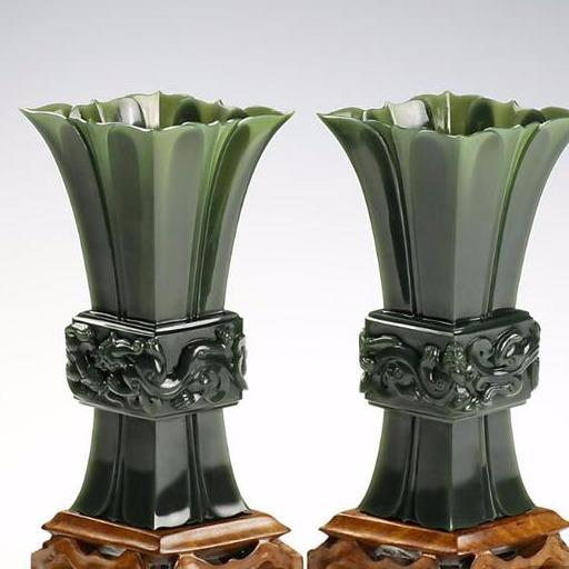 中国雕刻大师玉侠崔涛说那些受欢迎的和田玉