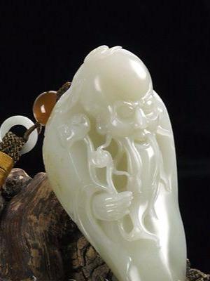 中国雕刻大师玉侠崔涛说玉雕人物的五大最